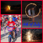 Red, White and Blue – 4th of July weekend
