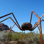 Desert Botanical Gardens Bugs Art Exhibit