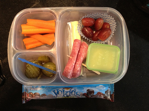 My Favorite Lunch Box Containers – bento style