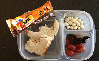 What's For Lunch – Halloween Edition