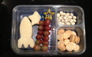 A Special Space Themed Lunch for a Museum Field Trip