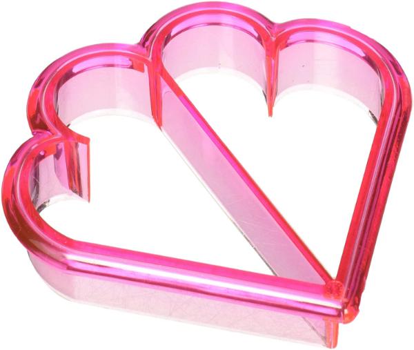 heart shaped sandwich cutter