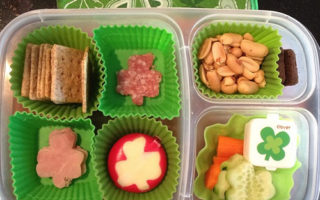 the week in lunches – St. Patrick's Day themed