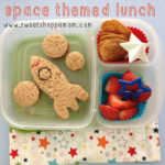 The Week in Lunches – Space Camp Inspired Lunches