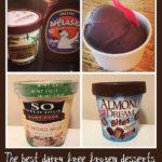 The Best Dairy Free Frozen Desserts