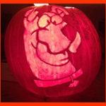 Our Jack-o-lanterns