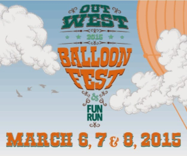 Out West Balloon Fest & Fun Run – FLASH giveaway!!!