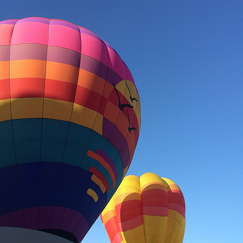Out West Balloon Fest – What a breath taking experience