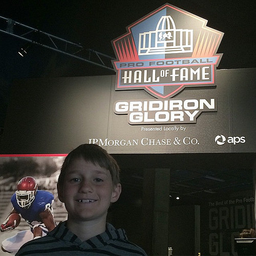 Arizona Science Center's Gridiron Glory