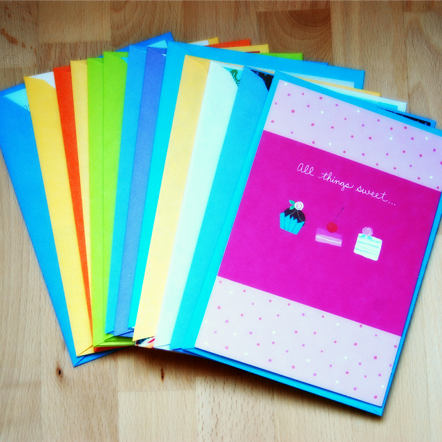 Stock Up and Be Prepared – Create a Greeting Card Caddy