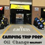 Let's Go Camping!  Pre-trip Checklist
