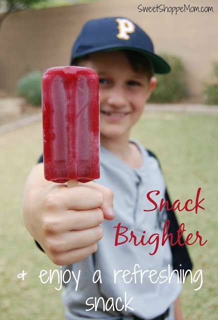 Outshine Bars – A Refreshing Baseball Practice Snack on our HOT Arizona Days