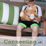 Staying Connected with your Children When They're With Dad