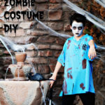 Zombie Baseball Player – Makeup and Costume Tutorial