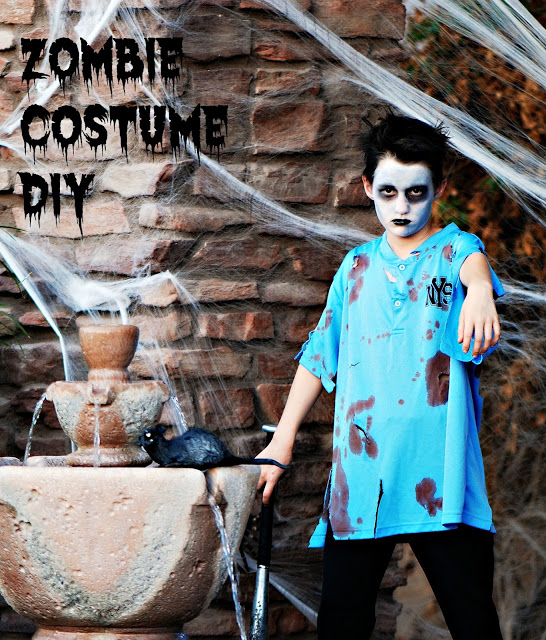Zombie Baseball Player – Costume Tutorial
