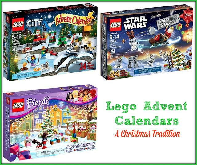 Lego Advent Calendars – A Family Christmas Tradition