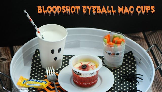 Blood Shot Eyeball Mac Cups