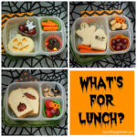 Spooky Fun Halloween Lunches
