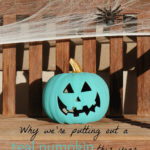 The Teal Pumpkin Project – We Made Ours, Have You?