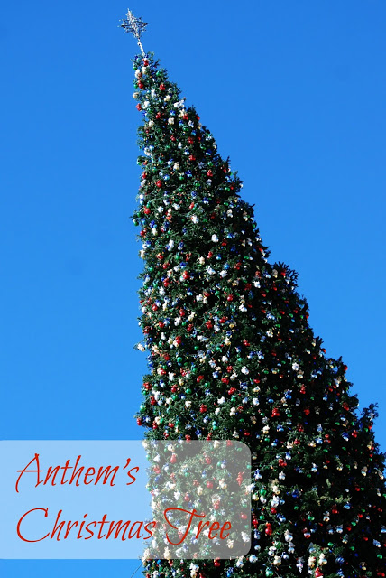 Anthem's Christmas Tree { #myphx }