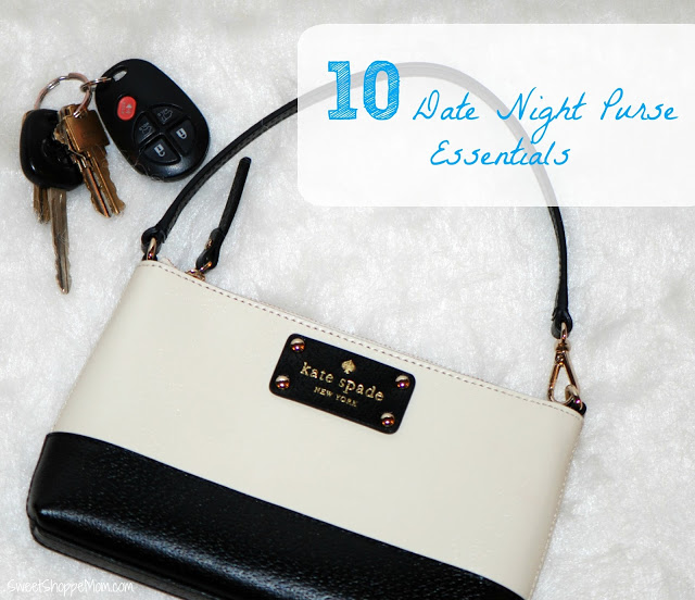 10 Date Night Purse Essentials