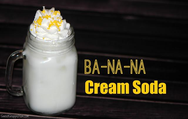 Ba-na-na Cream Soda