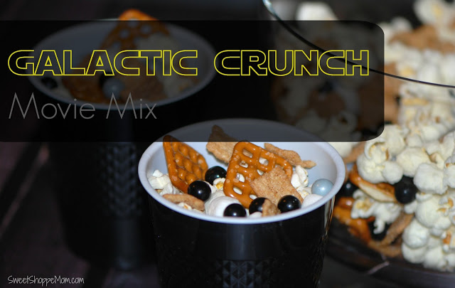 Star Wars Snack Mix: Galactic Crunch Movie Mix