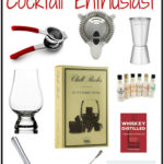The Ultimate Gift Guide – 10 Gifts For the Cocktail Enthusiast