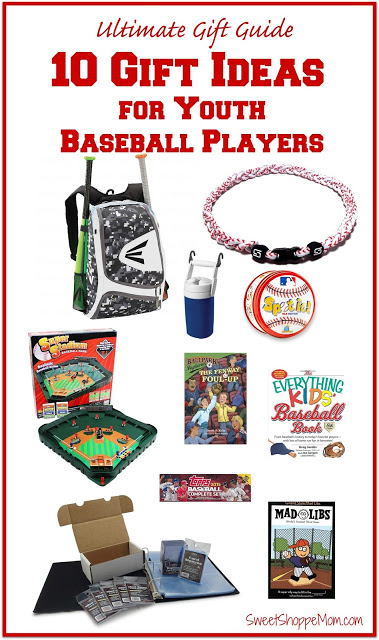Youth Baseball Play Gift Ideas