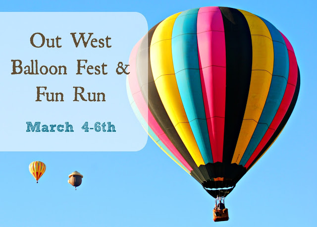 Out West Balloon Fest & Fun Run 2016
