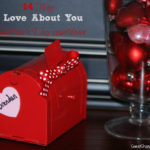 Valentine's Day Countdown, 14 Things I Love About You