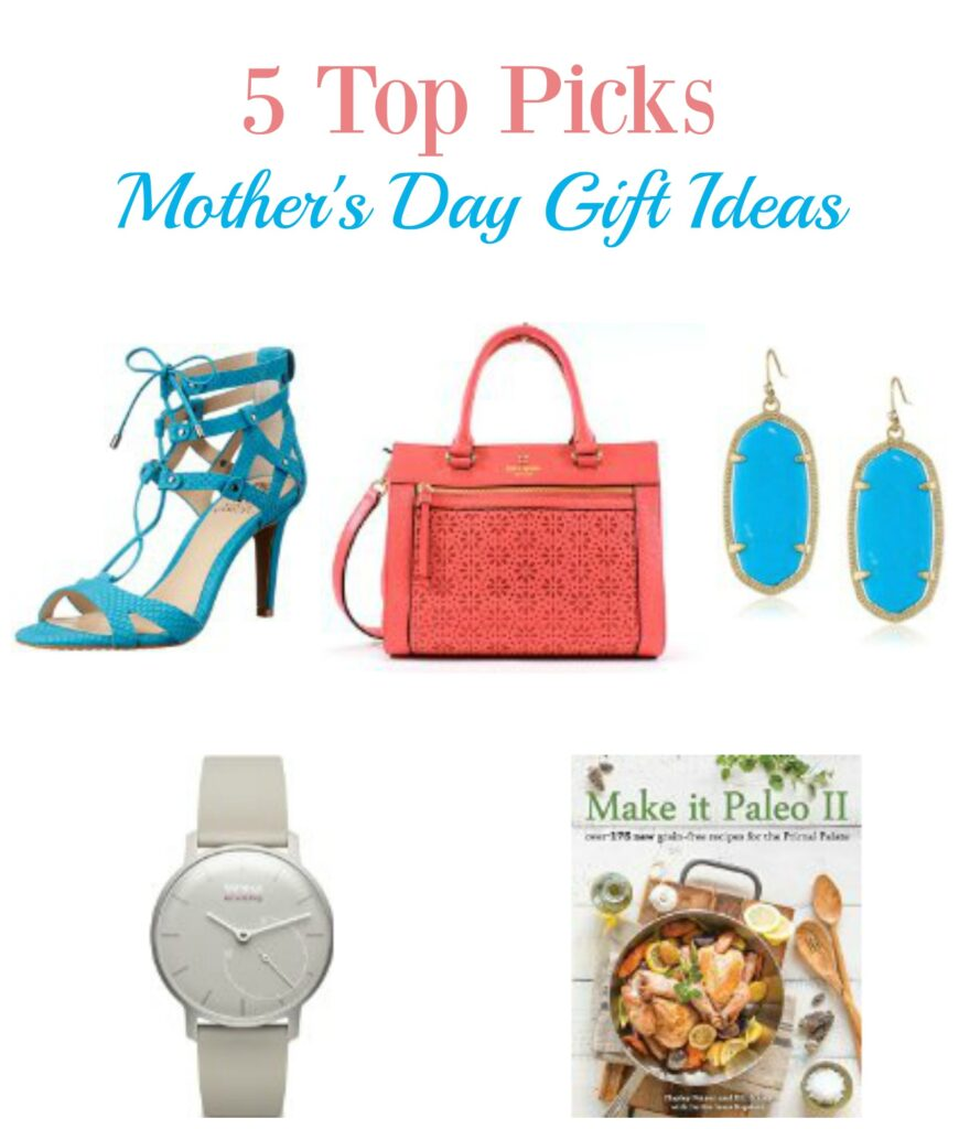 5 Mothers Day Gift Ideas