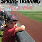 Spring Training Tips & Tricks