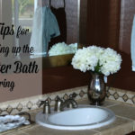 7 Tips for Sprucing Up the Master Bath for Spring