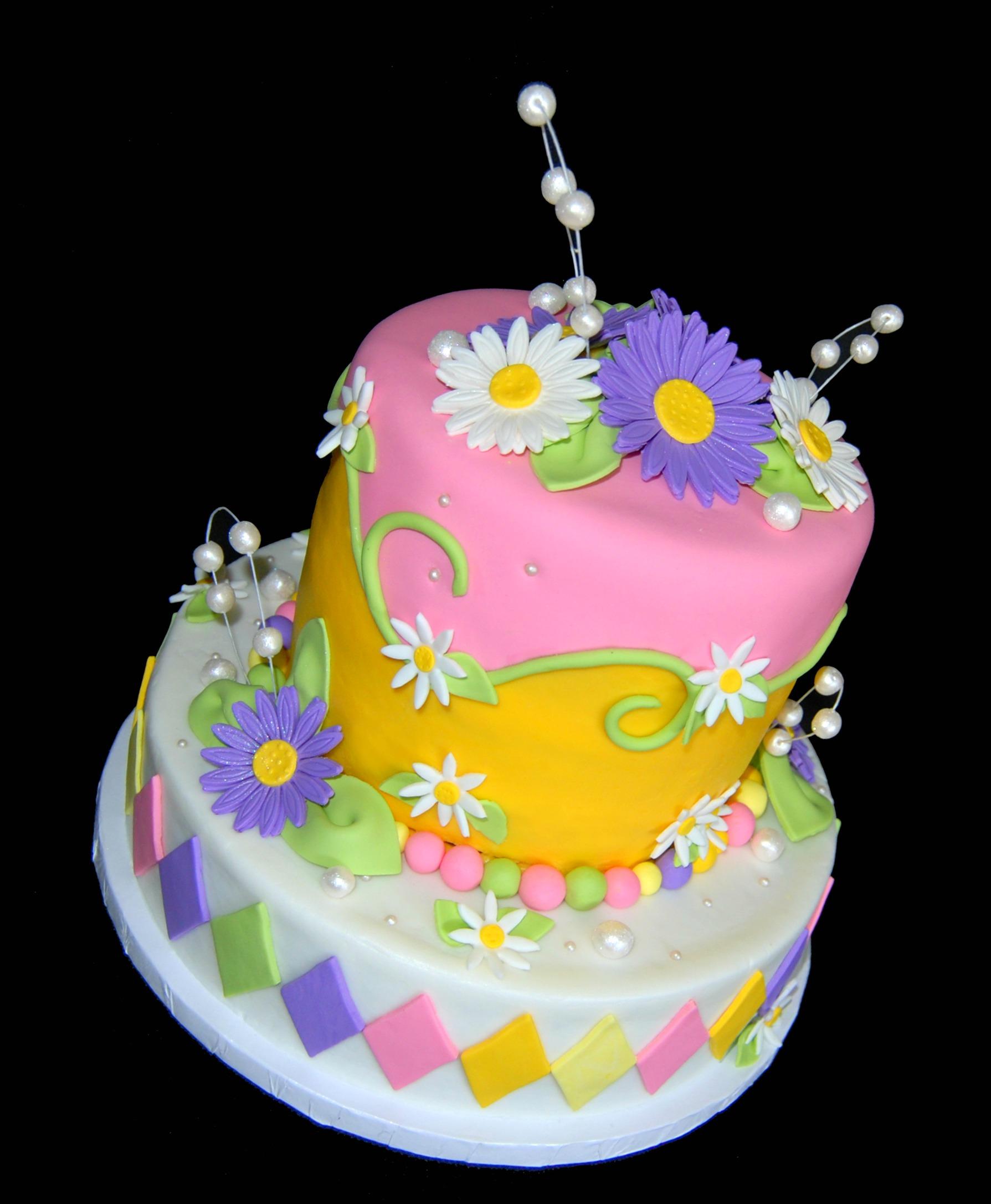 8 Spring Inspired Cake Designs