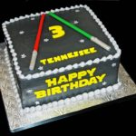 May the 4th Be With You – Star Wars Inspired Cake Designs