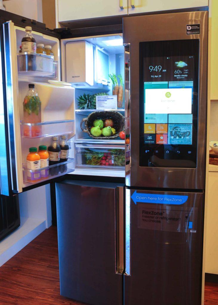 Samsung Family Hub Frigerator