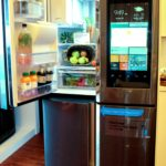 Best Buy Suite at Mom 2 Summit – Samsung Brings Technology to Your Kitchen