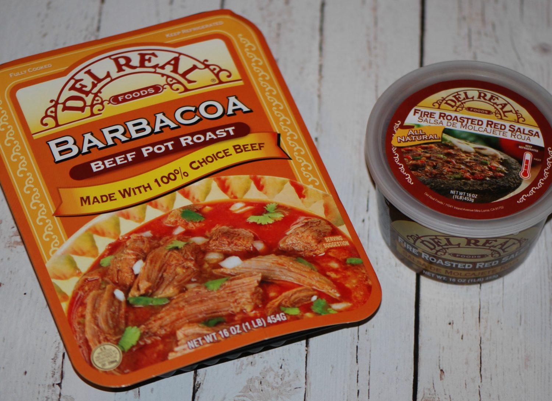 Del Real Barbacoa and Salsa