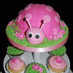 Bugs! Cake Design Inspiration
