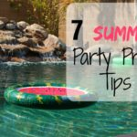 7 Summer Party Prep Tips + My Experience with Lawnly