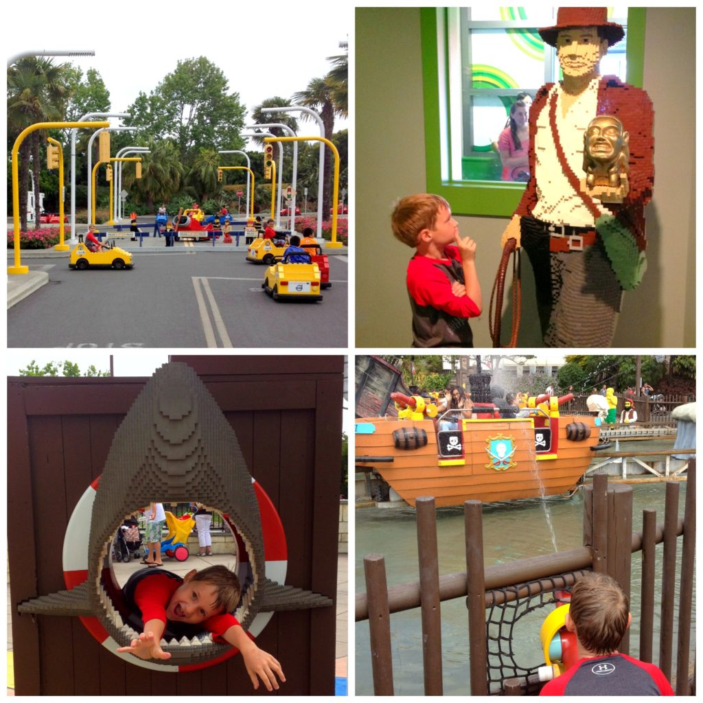 Our legoland CA trip