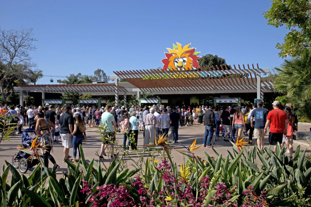 San Diego Zoo 100 years