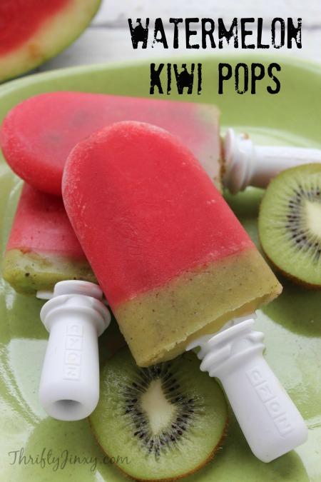 Thrifty Jinxy Watermelon-Kiwi-Pops-Recipe