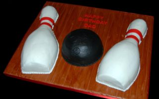 Strike! Bowling Inspired Sweets