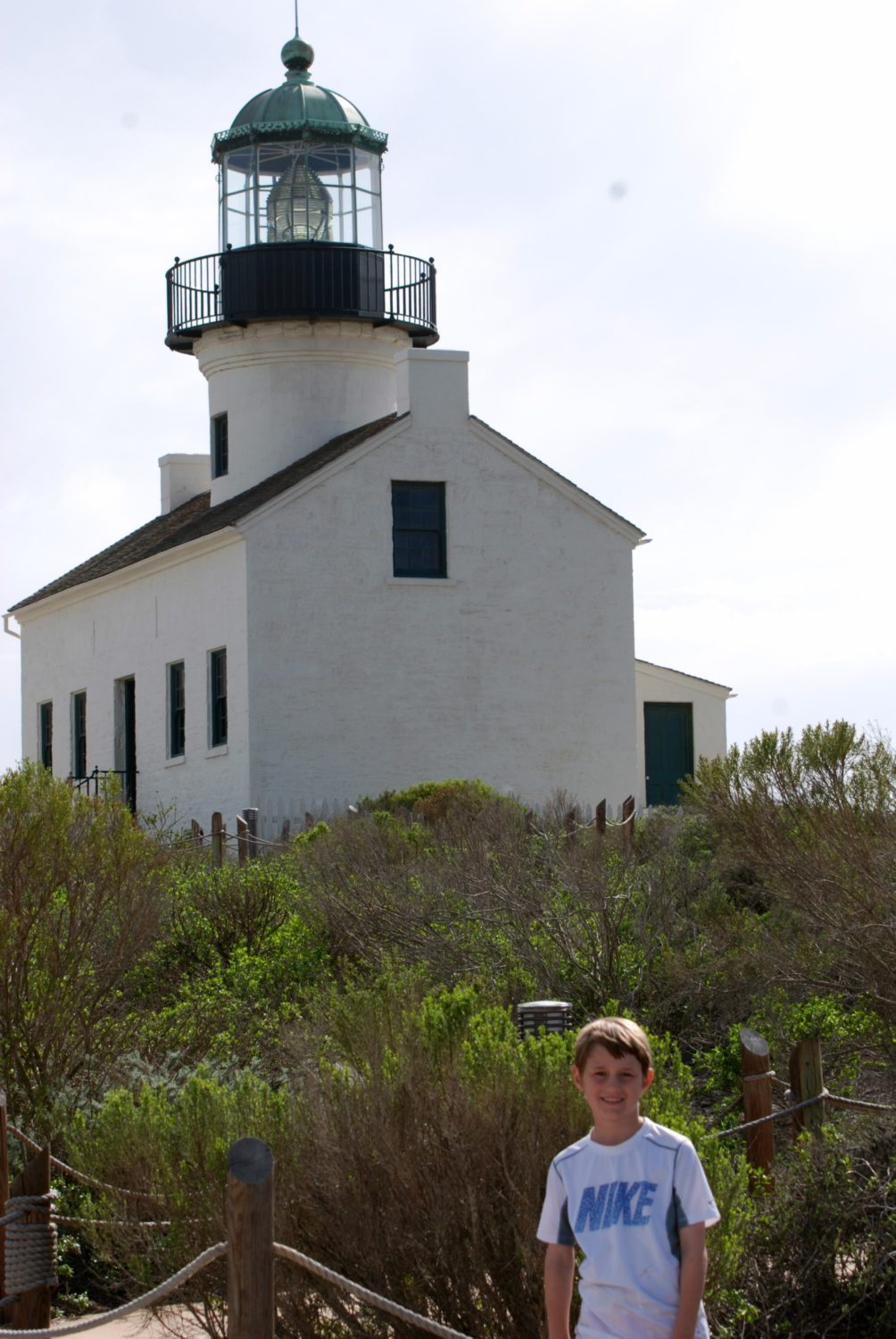 Pt Loma Lighthouse