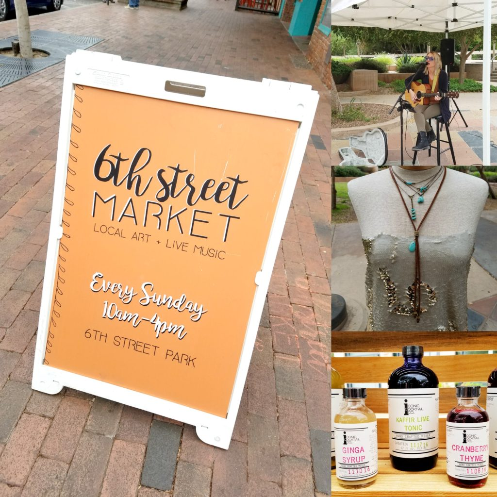 Tempe's 6th Street Market – Shop Local this Holiday Season