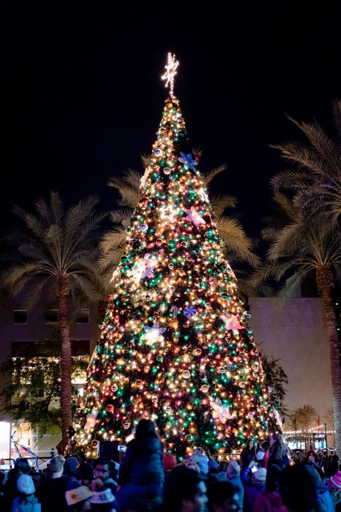 Tempe Fantasy of Lights Parade and Tree Lighting (November 26th)