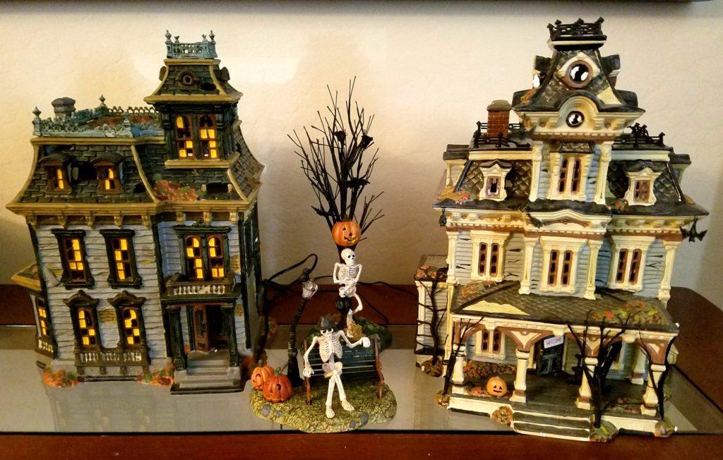 halloween-decor-department-56-haunted-houses