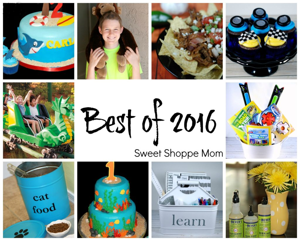 The Best of 2016!
